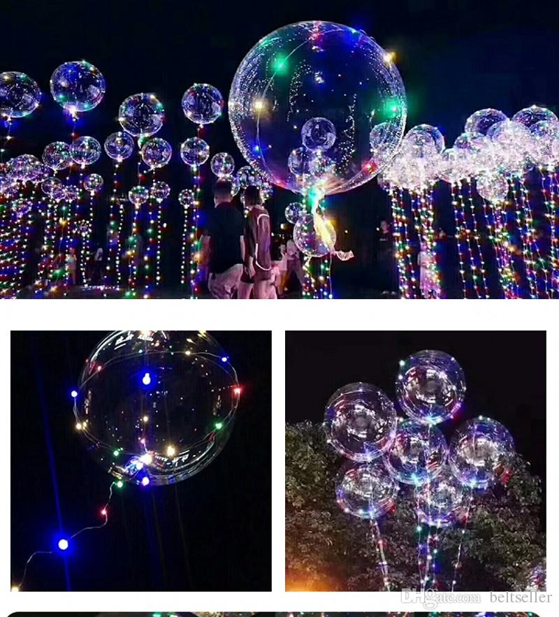 18 Inch Clear Bubble Balloon With 3m Led Strip Copper Wire Luminous Led Balloons For Wedding Decorations Birthday Party Supplies Party Decoration Supplies ...  sc 1 st  DHgate.com & 18 Inch Clear Bubble Balloon With 3m Led Strip Copper Wire ... azcodes.com