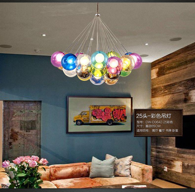 Discount Factory Sale Modern Nordic Restaurant Chandelier Light ...