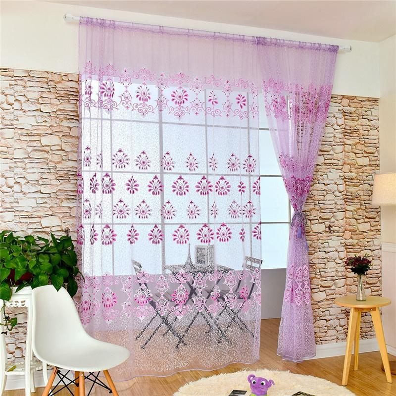 for soft and ruffle imgs large curtain waterfall pin lilac blackout feminine curtains