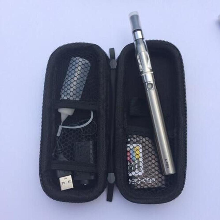 Bestseller E-Cig Cigarros Eletrônicos EGo e Cigarro CE4 eGo Starter Kit Zíper Caso pacote Único Kit 650 mah 900 mah 1100 mah Atacado