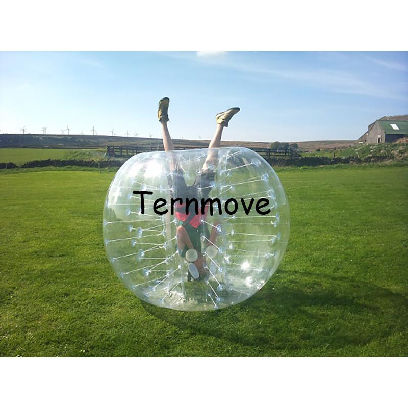 inflatable bumper bubble ball