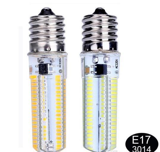 Lámpara LED E11 / E12 / E14 / E17 / G4 / G9 / BA15D bulbo del maíz luz AC 220V 110V 120V 7W 12W 15w SMD3014 llevó la luz de 360 grados 110V / 220V bombillas centro de atención