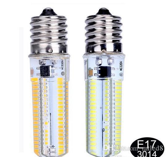Lámpara LED E11 / E12 / E14 / E17 / G4 / G9 / BA15D maíz ligero Bombilla AC 220V 110V 120v 7W 12W 15w SMD3014 Luz LED 360 grados 110V / 220v focos de luz