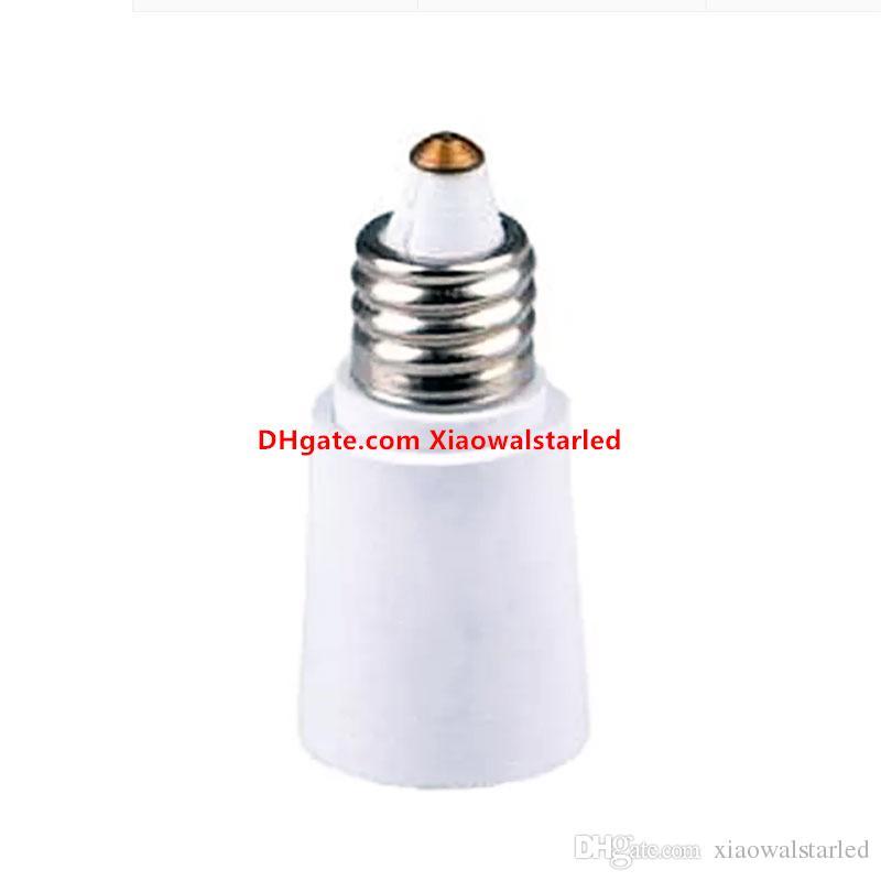 E11 to E11 lamp holder adapter Converter E11 extension socket Bulb Bases Converters for led light bulb