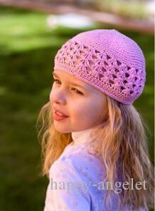 wholesale size: M,L children cotton kufi caps Classic Knit Handmade kufi hats baby crochet beanie girl knited Skull MZ9109