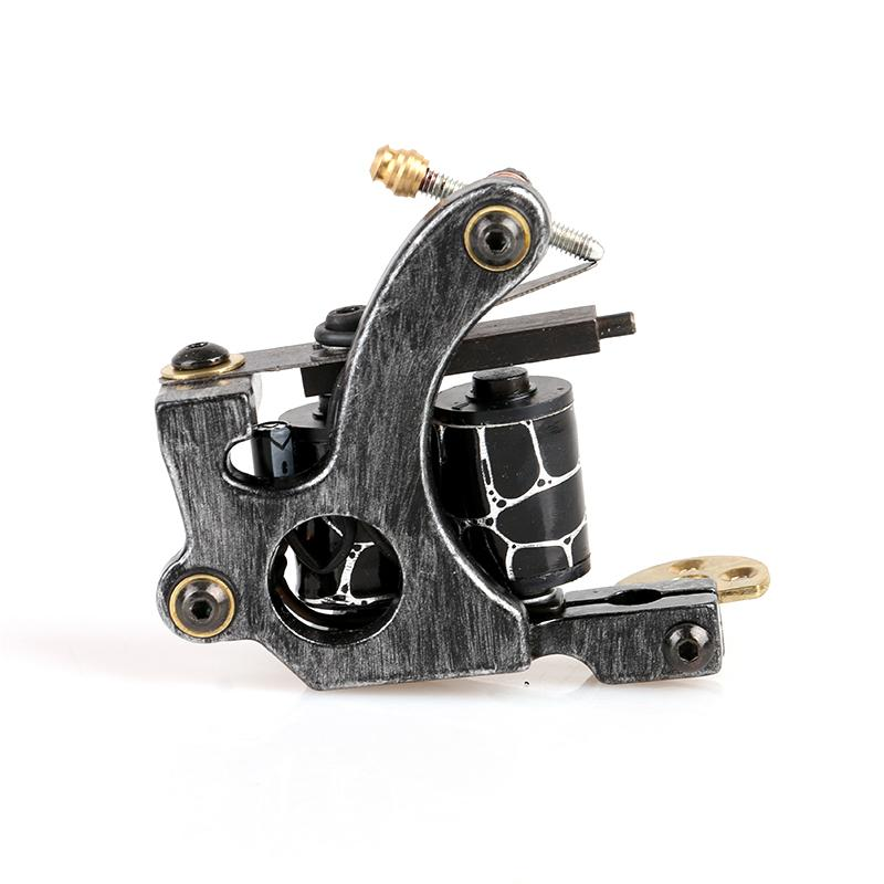 New Type Durable High Quality Tattoo Machine For Shade Black Cast ...