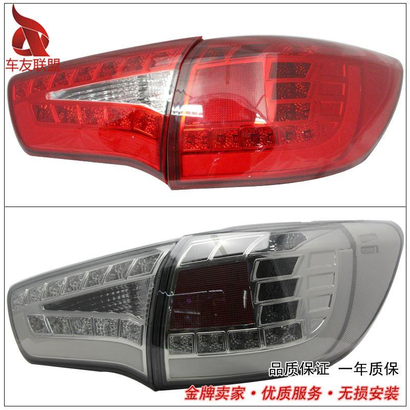 The 201213 Sportage taillight assembly KIA Sportage Sportage LED taillight  brake lights, rear fog lamp LED taillights