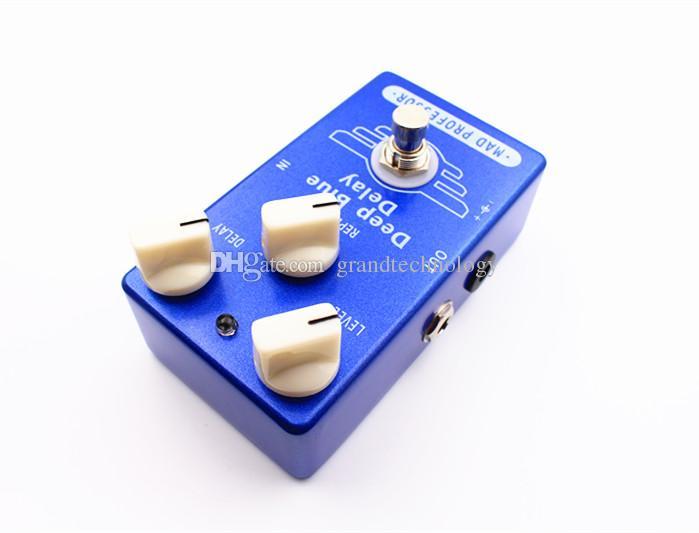 Custom Handmade OEM Hot-selling Mad Professor Deep Blue Delay Guitar Effect Pedal Guitar Pedaldelay Musical Instruments