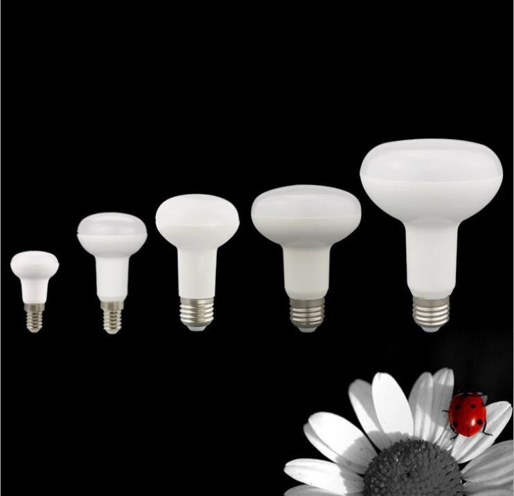 best 7w e26 e27 b22 r63 h102mm led dimmable bulb lamp milk cover light mini bulb 800lm par20 led bulb 1 watt led bulb from kelylight