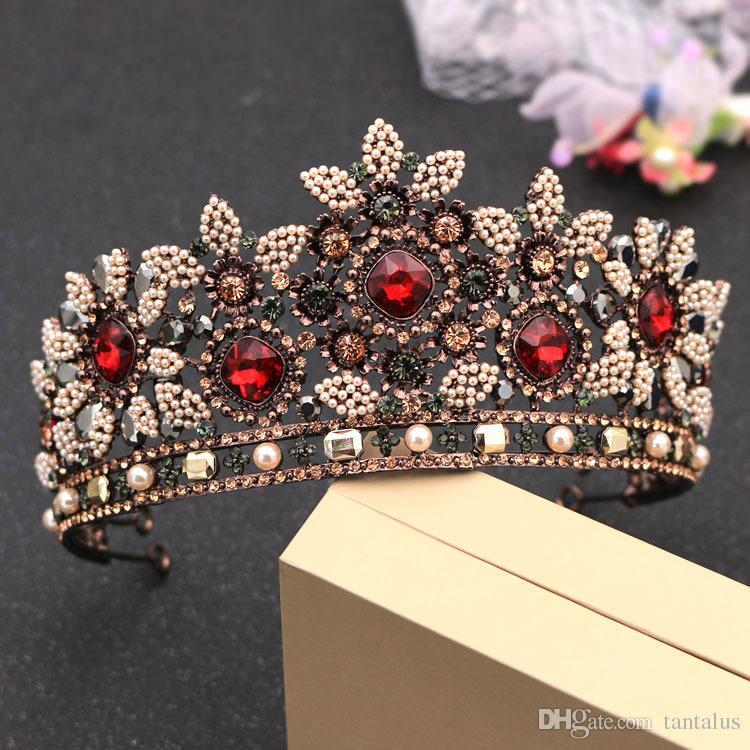 Cheap Wedding Hair Jewelry Combs Wholesale Middle Eastern Bridal Hair  Jewelry 95d20a859339