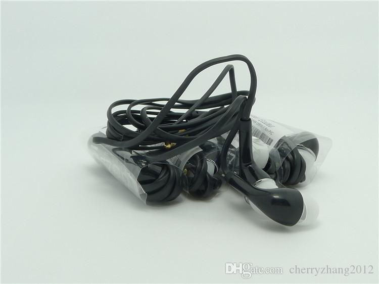 S4 Earphones Headphones Earbuds with Mic and Remote Volume Control for Samsung Galaxy S3 S4 S5