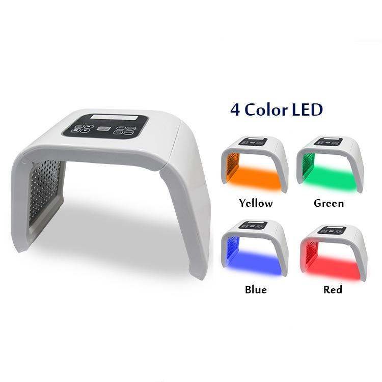 New LED Light Acne Treatment Pdt Bio-light Facial Therapy Beauty Machine For Home Use