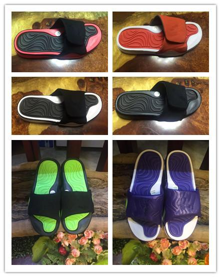 25722acc23f22 With Box 2018 Wholesale 4 Slippers Sandals Hydro IV Slides Size 8-13 ...