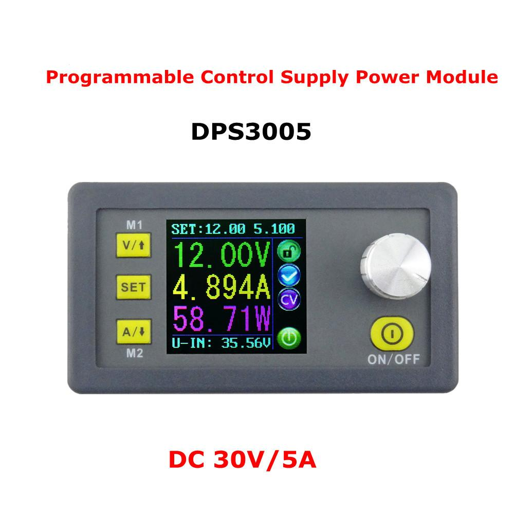 DPS3005 constant Voltage constant current Step-down Programmable control Supply Power module LCD display