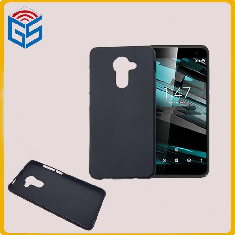 Online Selling Wholesale Price Matte Pudding Gel TPU Cover Case For Vodafone Smart Platinum 7 VF900