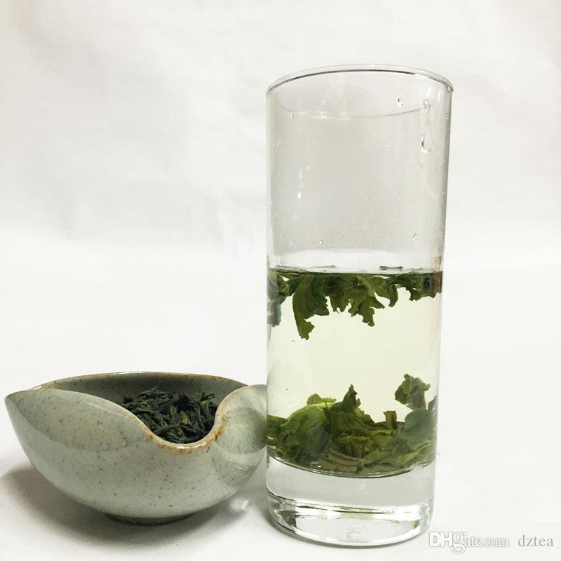 Haute qualité thé vert Liuan Guapian 100G Top grade vert certificat alimentaire