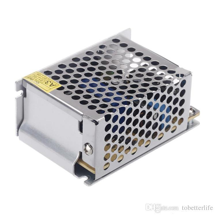 AC 110V-240V to DC 5V 5A 25W Voltage Transformer Switch Power Supply for Led Strip LED display billboard industrial equipment