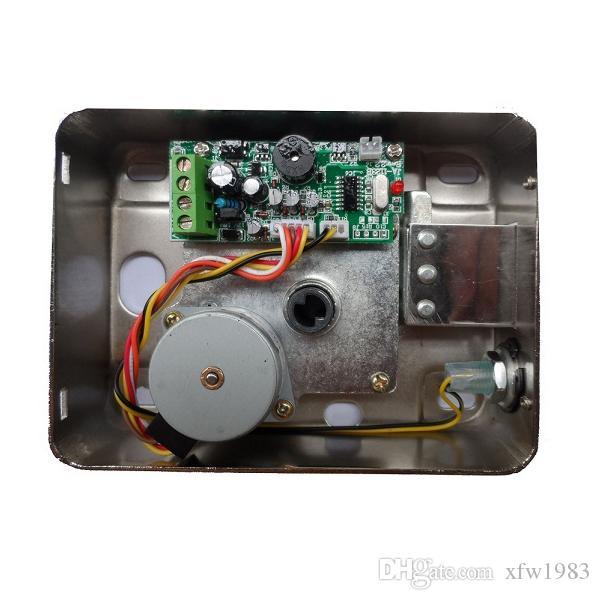 blocco motore elettrico uso libero di trasporto intelligente muto silenzio serratura elettronica il controllo degli accessi antifurto porte porte in legno