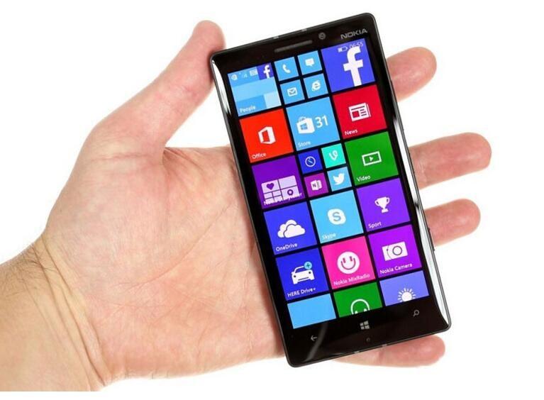 Rentaglio originale Nokia Lumia 930 Sbloccato Telefono cellulare Quad Core 2 GB RAM 32GB ROM 20MP 5 pollici 4G LTE