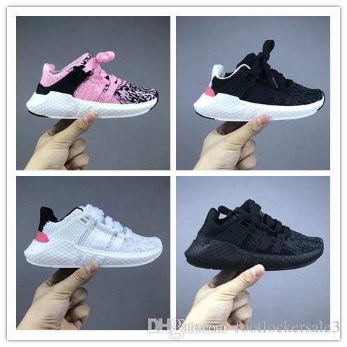 33918153b6 ... 2018 ChildrenS Shoes Kids Size 28 35 Eqt Support Primeknit Hot Sale  High Quality Running Shoes; Nike ...