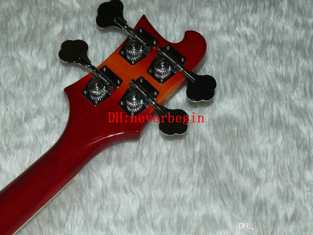Chitarre basso 4 corde 4003 Basso elettrico Nuovo arrivo OEM all'ingrosso Strumenti musicali