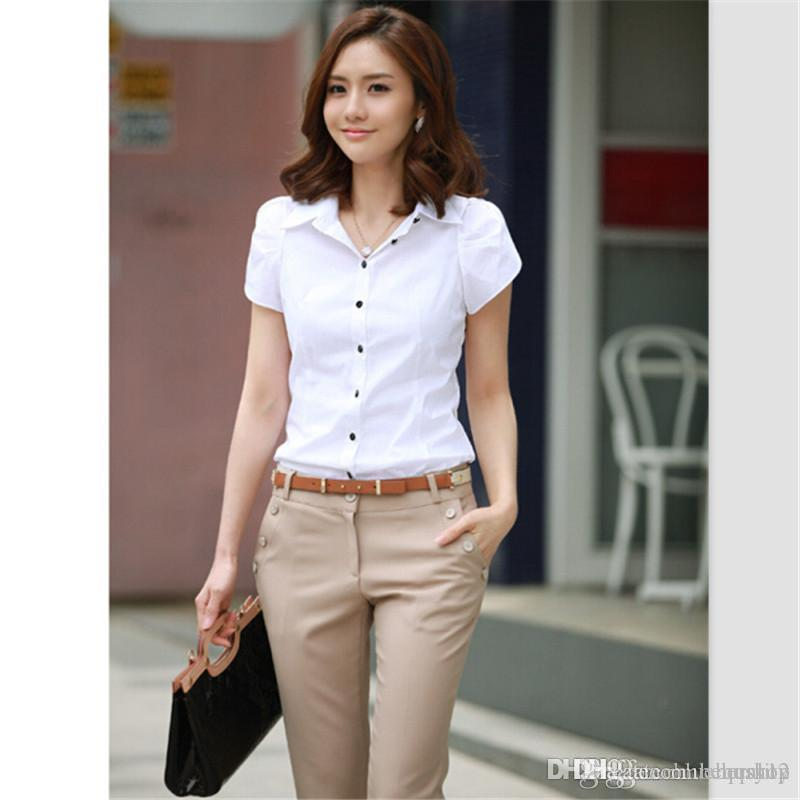 Best Quality Hot Sale Summer Womenu0026#39;S Suit Ol Formal Pants Office Ladies U0026#39; Work Solid Trendy ...