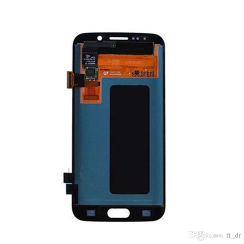 OEM Smart Phone For Samsung Galaxy S6 Edge Plus G928F G928A LCD panel Digitizer Assembly Original new LCD Display Touch Screen factory price