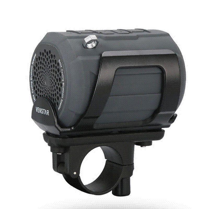 venstar s404 cycling sports portable bluetooth speaker fm radio waterproof mini column with. Black Bedroom Furniture Sets. Home Design Ideas