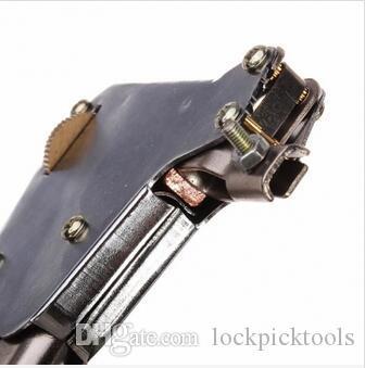 أدوات جديدة قوية النسر قفل اختيار بندقية الأقفال قفل اختيار مجموعة قفل الباب فتاحة lockpick أداة عثرة مفتاح القفل