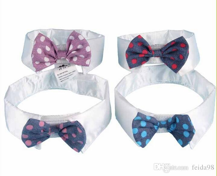 Top Collar Bow Adorable Dog - new-pet-dog-striped-tie-collar-cat-bow-cute  Snapshot_902624  .jpg