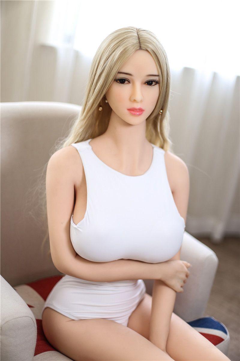 165cm Full Body Sex Doll Full Silicone Sex Dolls for Men Real Love Doll Metal Skeleton Artificial 3D Vagina