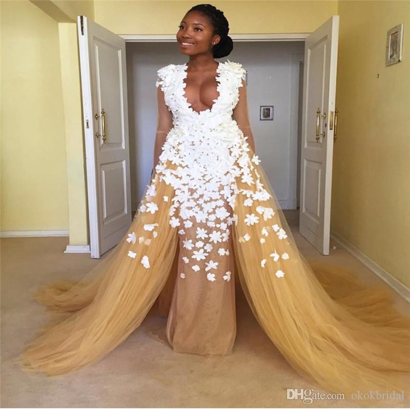Maternity Prom Dresses 2017 Vestido Longo Para Formatura Handmade ...