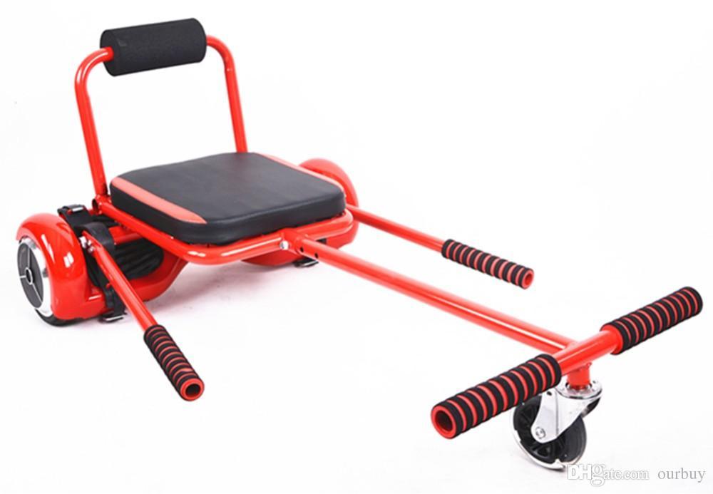 acheter hoverseat hoverkart pour 6 5 8 10 pouces accessoires hoverboard scooter lectrique. Black Bedroom Furniture Sets. Home Design Ideas