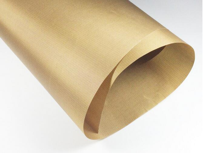 ارتفاع في درجة الحرارة مقاومة القماش الخبز حصيرة شواء ورقة مكافحة النفط النسيج الخبز مشمع ورقة قابلة لإعادة الاستخدام النفط