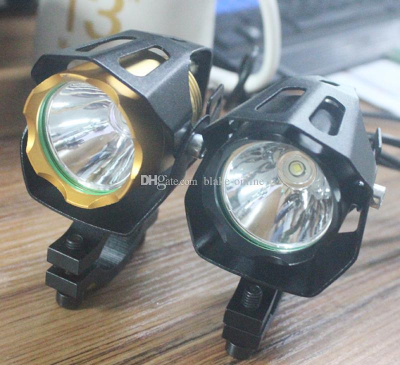 Transformers T6 LED Motorcycle Driving Fog Headlight Bicicletta Frontale Head Light Bike Manubrio Spot Torcia faro