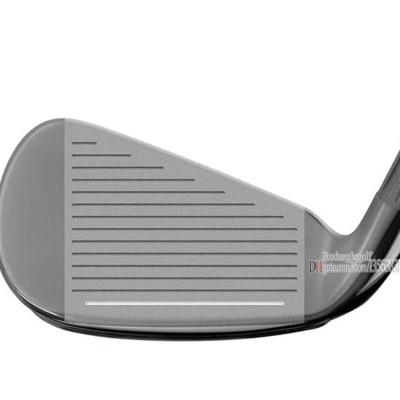 New mens M2 Golf Clubs M2 Golf irons Set 4-9 P S M2 Clubs Golf Graphite shafts Clubs Irons set Grips