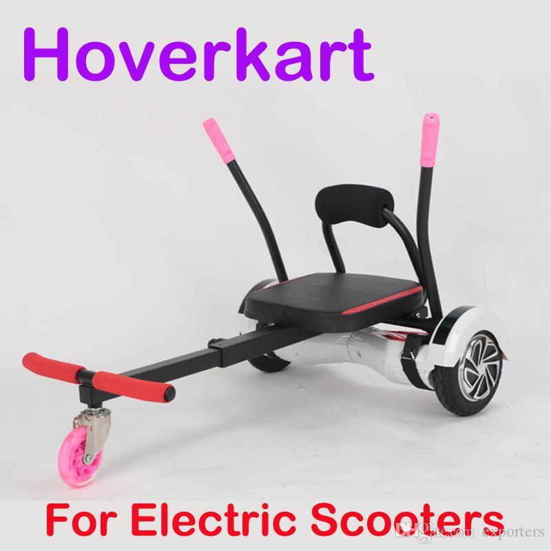 Hoverkart Go-kart Karting For Electric Scooters smart balancing electric smart balance hoverboard Gokart HoverSeat 6.5 8 10 Inch