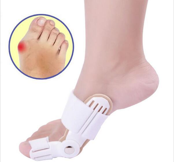 Hallux Valgus New Big Toe Bunion Splint Straightener Corrector Foot Pain Relief for Unisex