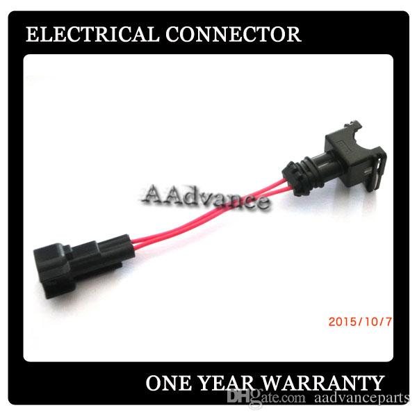 toyota auto denso male to ev1 female wiring harness repair fuel injector  connectors
