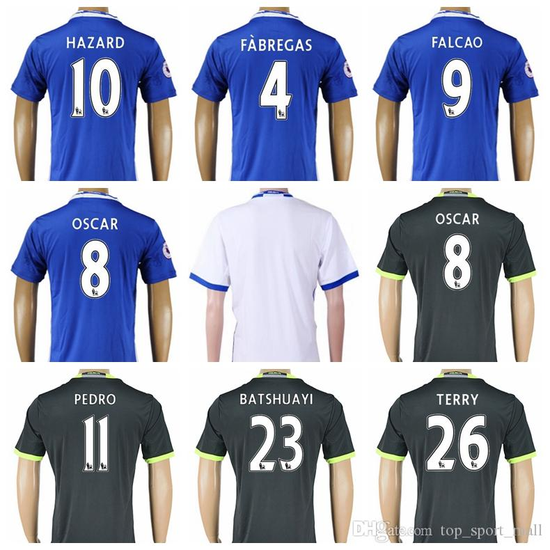 best website 5d4fb 26982 new zealand chelsea 10 hazard away soccer club jersey 89f7a ...