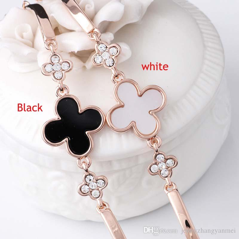 Best High End Clover Bracelet Korean Jewelry Japanese And ...