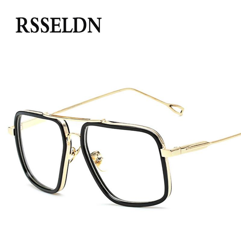 79b7aff7708 Wholesale- RSSELDN New Very Large Women Eyeglasses Frames Classic ...