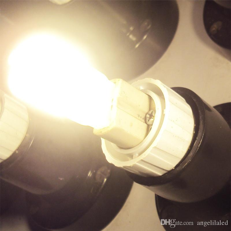 110V G9 LED Bulb 360 Degree Beam Angle Chandelier Bulbs LED Non Dimmable Energy Saving Frosted Lens Light Lamps