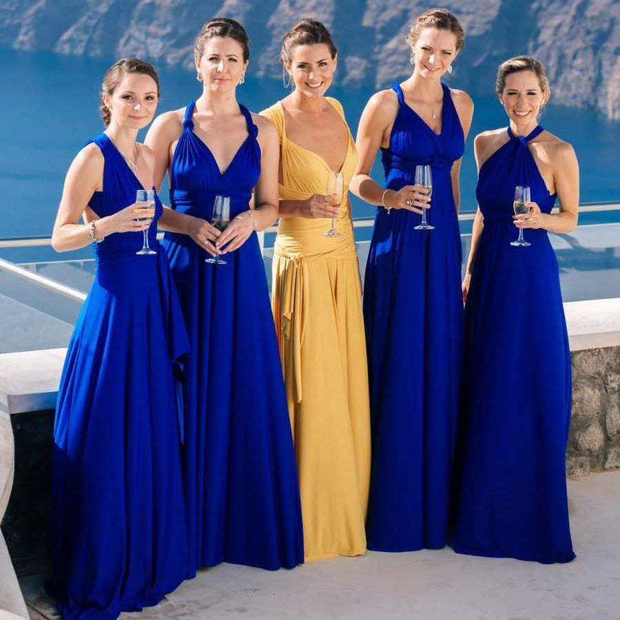 Royal blue jersey long bridesmaid dresses cheap maid of honor royal blue jersey long bridesmaid dresses cheap maid of honor convertible dress floor length robe demoiselle dhonneur real madred jersey short bridal gowns ombrellifo Choice Image