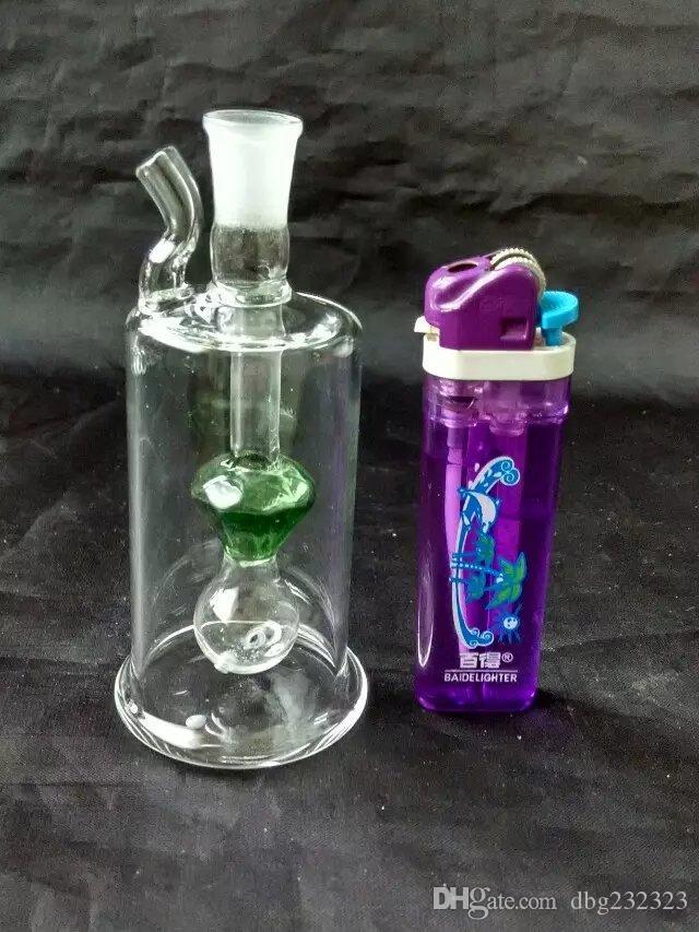 유리 물 담뱃대의 다른 스타일 --- 물 담뱃대 담배 파이프 공 - 석유 굴착 유리 봉합 유리 물 담뱃대 담배 파이프 - vap- 기화기