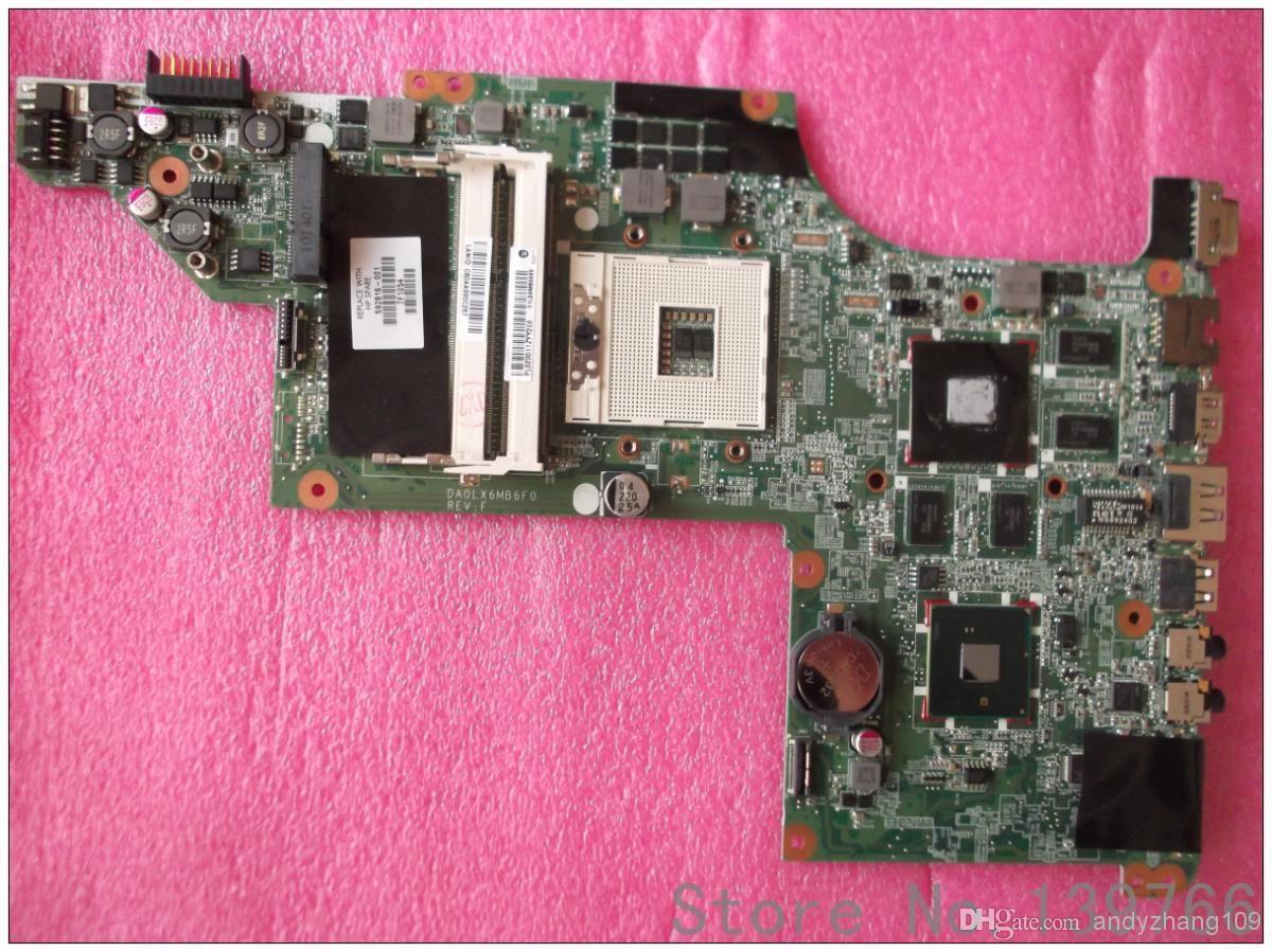 592816-001 board for HP pavilion DV6 DV6T DV6-3000 motherboard DDR3 with intel chipset 5650/1G