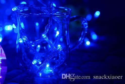 30m 300LED sting light fairy Xmas decorazione Xmas Led Natale Decorazione della festa nuziale Luci 110V 220V