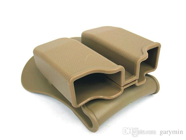 tactical gun holster molle magazine pouch defense pistol and magazine holster for M92 Airsoftht027