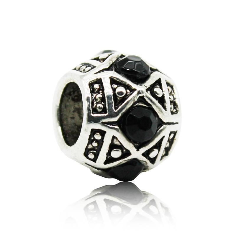 Mode Kristall Perle Charme Europäischen Perlen Fit Frauen Pandora Armband Armreif DIY Original Schmuck Zubehör Großhandel