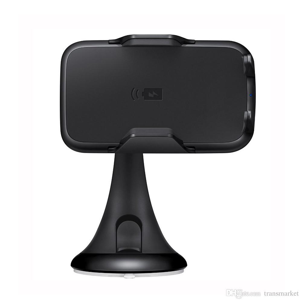 Araç Dock Şarj Standı Dock iPhone 6 s 6 Için Kablosuz Şarj Samsung Galaxy S8 + S8 S8 Artı SM-G Artı S7 Kenar G9300 Sıcak Satış